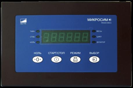 М0600-К6 весоизмерительный конвейерный прибор