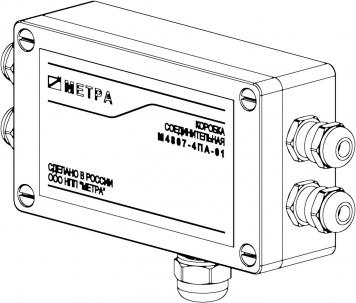 Коробка соединительная М4807-4ПА-01